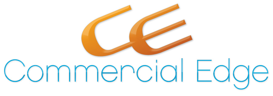 Commercial Edge Logo Design