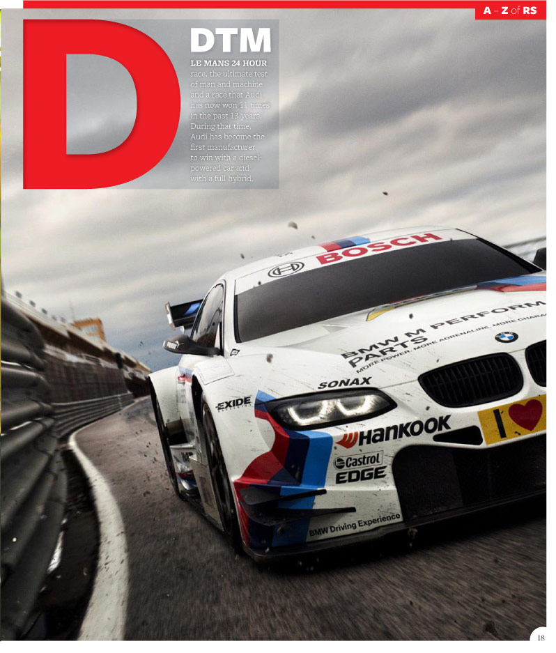 BMW Brochure Design | Graphic Designer London