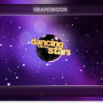 Dancing with the Stars Screen shot design Intro
