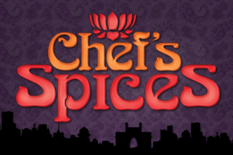 Chefs Spices Logo Design