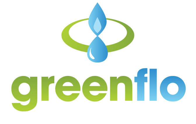 Greenflo Logo Design