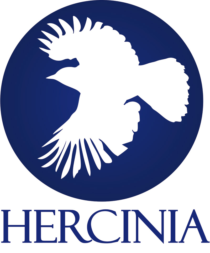 Hercinia logo design