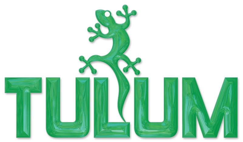 Tulum Logo Design