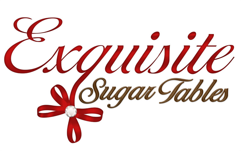 Exquisite Sugar Tables Logo Design