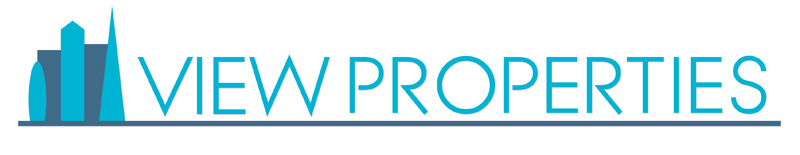 View Properties Logo Design