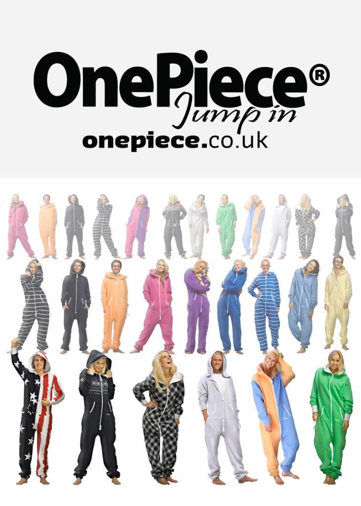 One Piece PDF design