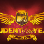 student of the year mtv logo design